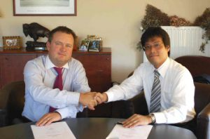 AppliTek signs agreement with Japanese company