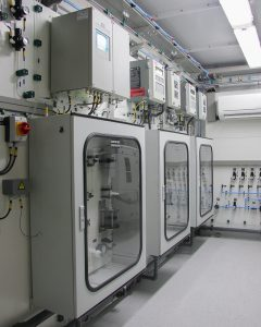 New on-line analyzer systems for HCl burners