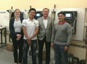 AppliTek currently receives a delegation from our distributor in the Philippines