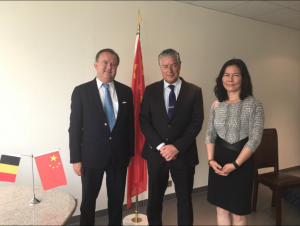 New Belgian Ambassador to China visits AppliTek