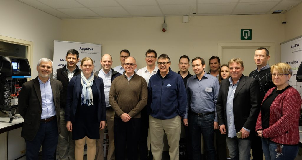 AppliTek hosts first global sales training for Hach sales teams