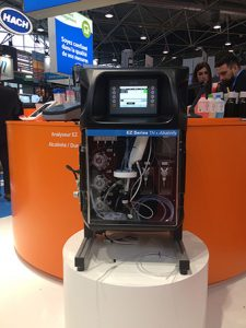 AppliTek EZ Series on display at Pollutec