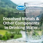 Webinar: Measurement of Dissolved Metals and other Components in Drinking Water Production