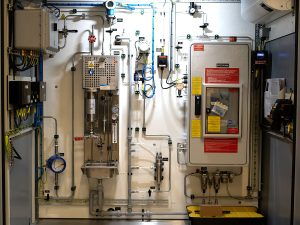 Monitoring TOC in Condensate