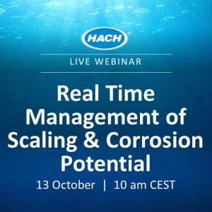 Webinar: Scaling and Corrosion Potential